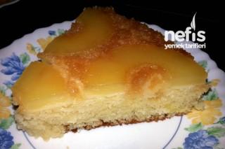 Ananaslı Karamelize Pasta Tarifi