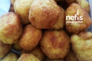 Basit Patates Kroket Yapımı Tarifi