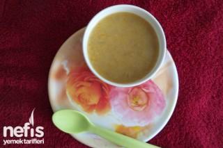 Bebekler İçin Kıymalı Sebze Çorbası (9 Ay) Tarifi