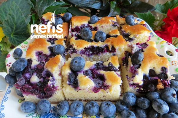 Çekoslovakya Mutfağından Meyveli Kek (Bublanina) 8