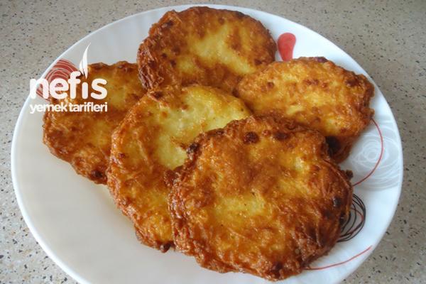Çocuklara Patates Mücver 3