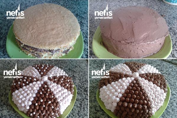 Doğum Günü Pastası Yapımı 2