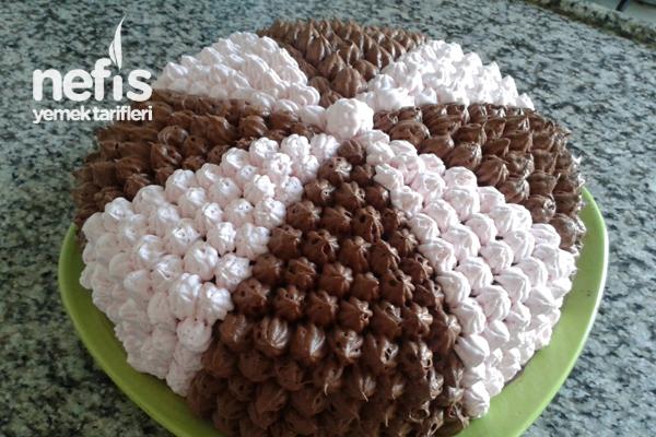 Doğum Günü Pastası Yapımı
