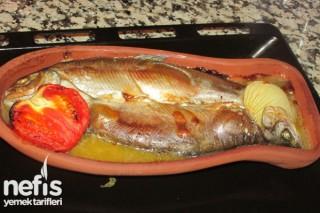 Güveçte Balık Tarifi