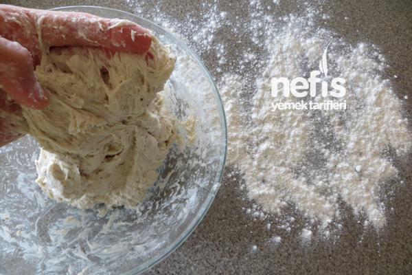 İtalyan Mutfağından Fokaça Ekmeği (Focaccia Bread) 3