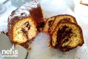 Kakaolu-Sade Kalıpta Kek Tarifi