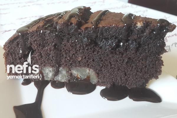Kestane Şekerli Kek