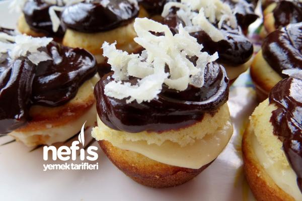 Mini Cupcake Profiterol Tarifi