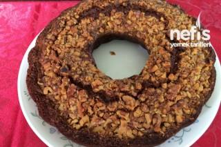 Muzlu Cevizli Kek (Banana Walnut Cake) Tarifi