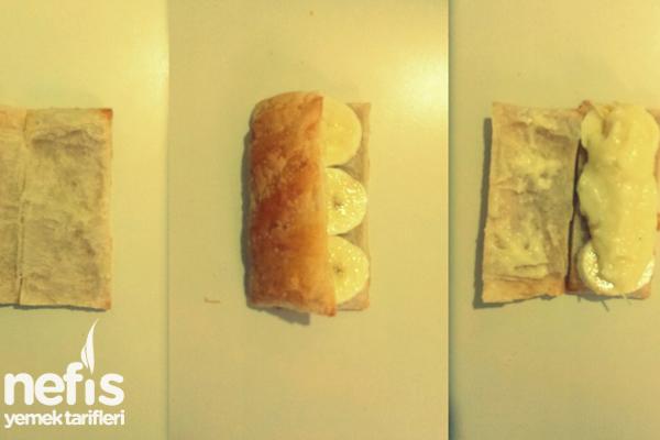 Muzlu Milföy Pastası