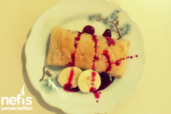 Muzlu Milföy Pastası Tarifi