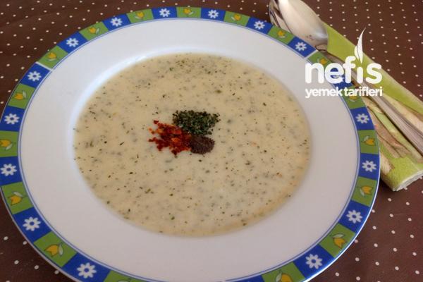 Nefis Yoğurt Çorbası Tarifi