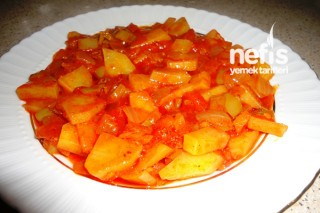 Patates Hırtlatması Tarifi