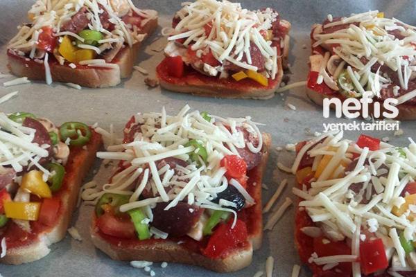 Pratik Şipşak Tost Pizzası 4