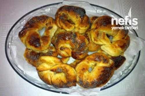 Tahinli Vatruşka Çöreği Tarifi 19