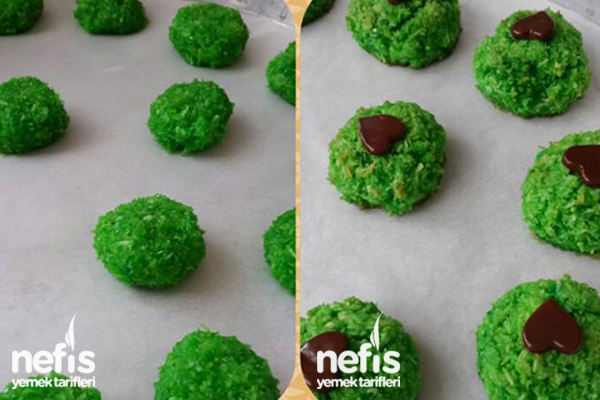 Yeşil Congolais Tarifi