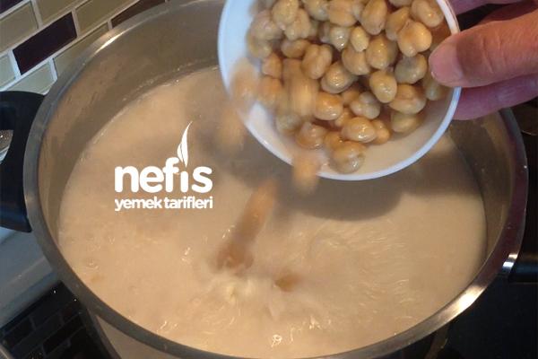 Yoğurtlu Tarhana Çorbası 7