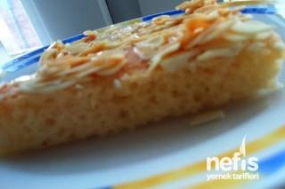 Bademli Alman Pastası (butterkuchen) Tarifi