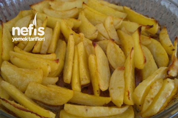 Baharatlı Fırın Patates Yapımı Tarifi