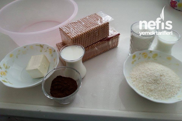 Bisküvili Rulo Pasta 1
