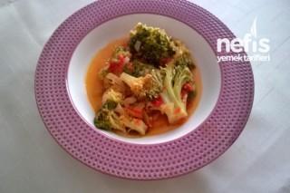 Brokoli Yemeği Tarifi