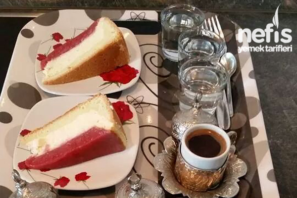 Cheesecake/käsekuchen 1
