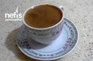 Çikolatalı Kahve Tarifi