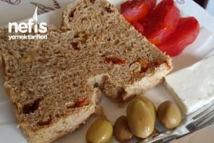 Ekmek Makinasında Akdeniz Ekmeği