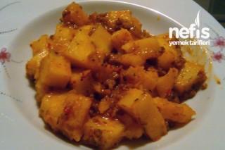 Fesleğenli Patates Tarifi