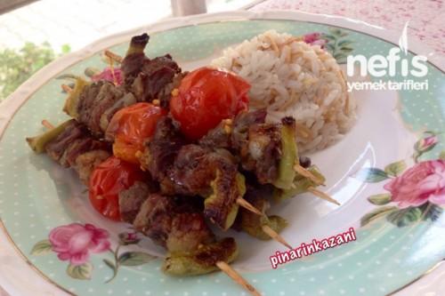 Dana shashlik: yemek pişirme özellikleri, yemek tarifleri