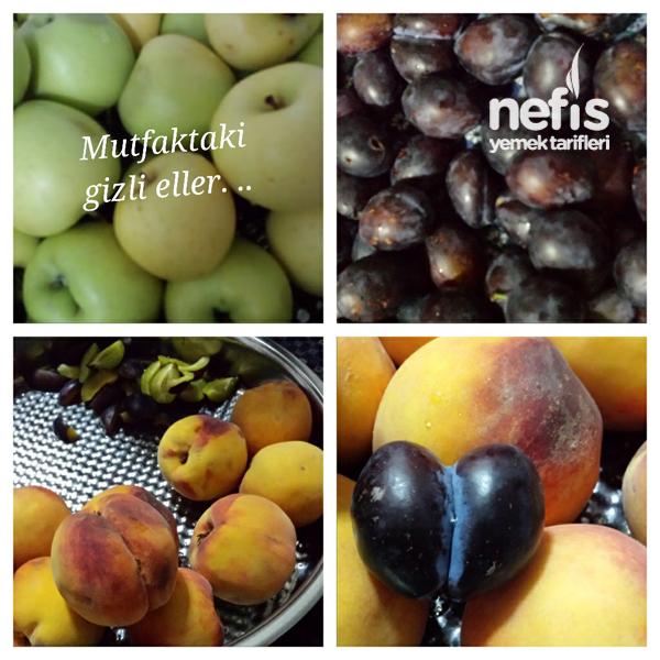 Hoşaflık Meyve Kurutma 2