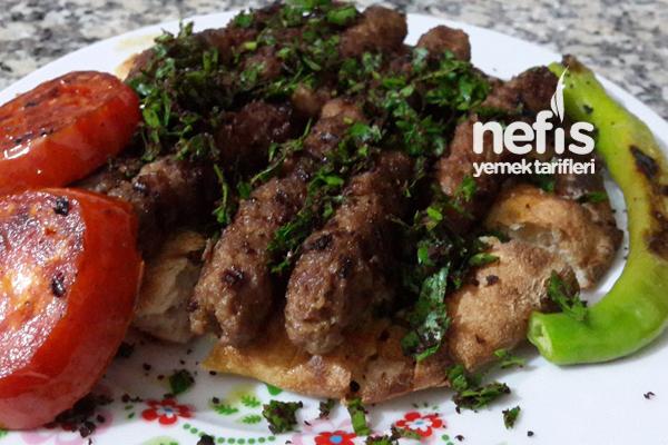 Manisa Kebabı (Yöresel) Tarifi