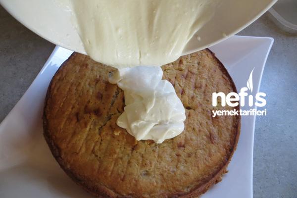 Muzlu Ananas Pastası 5