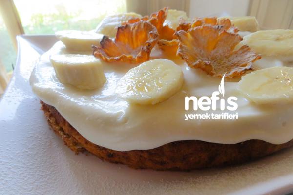 Muzlu Ananas Pastası 7