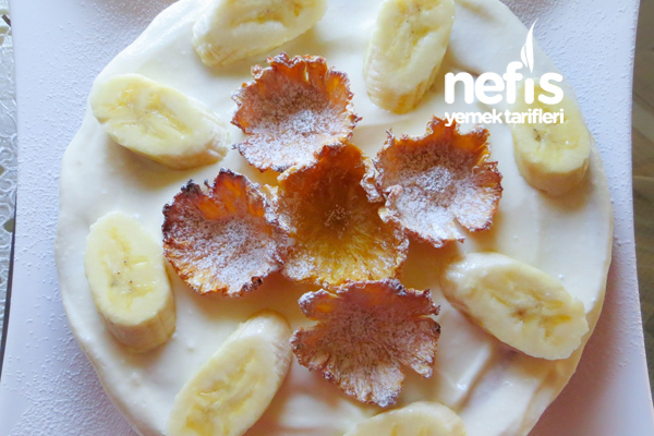 Muzlu Ananas Pastası 8
