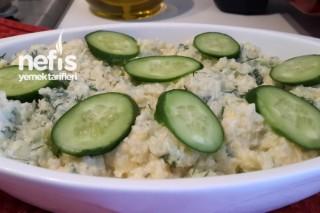 Patates Püresi Salatası Tarifi