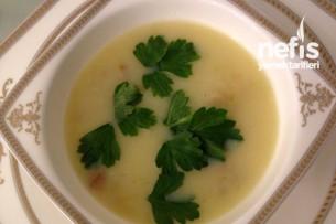 Patatesli Mantar Çorbası Tarifi