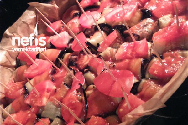 Patlıcan Sarması (İslim Kebabı) 3