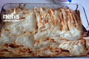 Peynirli Kırma Börek Tarifi