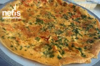 Peynirli Maydanozlu Omlet Tarifi