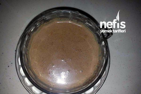 Sütlü Kahve ( Nescafe Fincanında) Tarifi