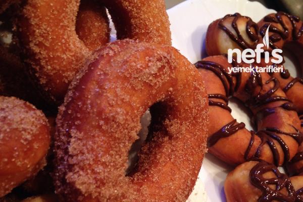 Tarçınlı Donut 3