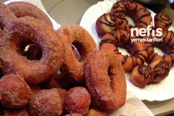Tarçınlı Donut 4
