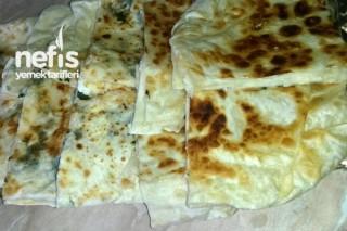 5 Dakikalık Peynirli Börek Tarifi