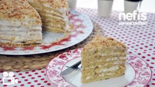 Bal Kaymak Pastası Nasıl Yapılır?
