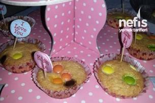 Bonibonlu Muffincikler Tarifi