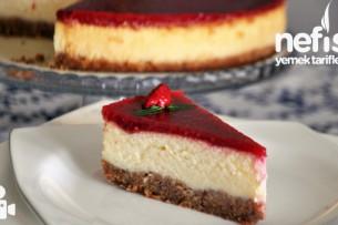Frambuazlı Cheesecake Nasıl Yapılır?