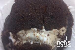 Çikolatalı Dondurmalı İrmik Helvası Tarifi