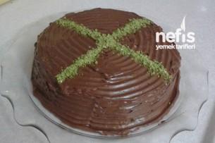 Çikolatalı Yaş Pasta 1
