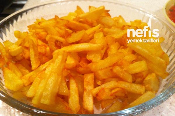 Çıtır Çıtır Patates Kızartması - Nefis Yemek Tarifleri ...